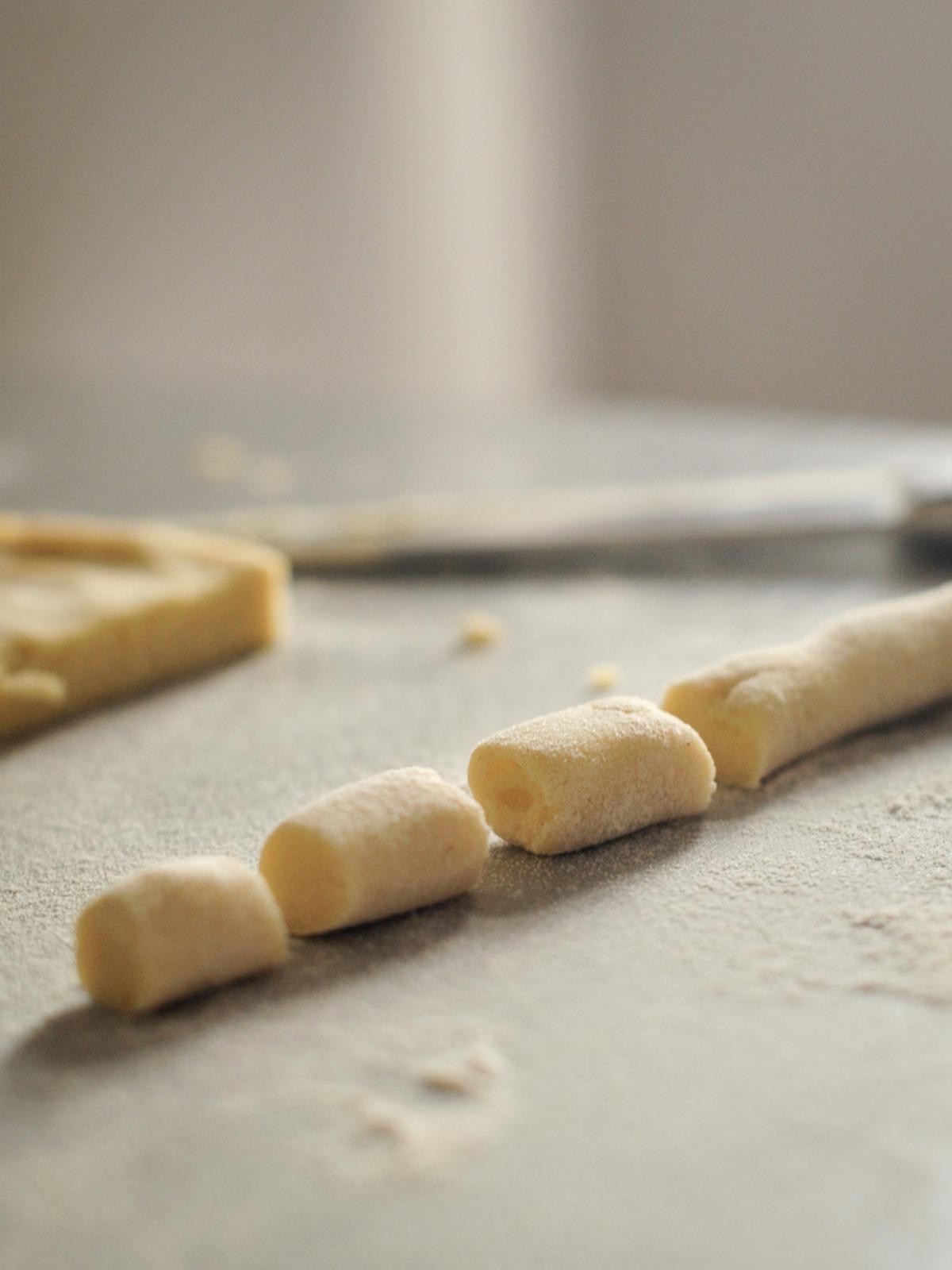 Kartoffelgnocchi selber machen