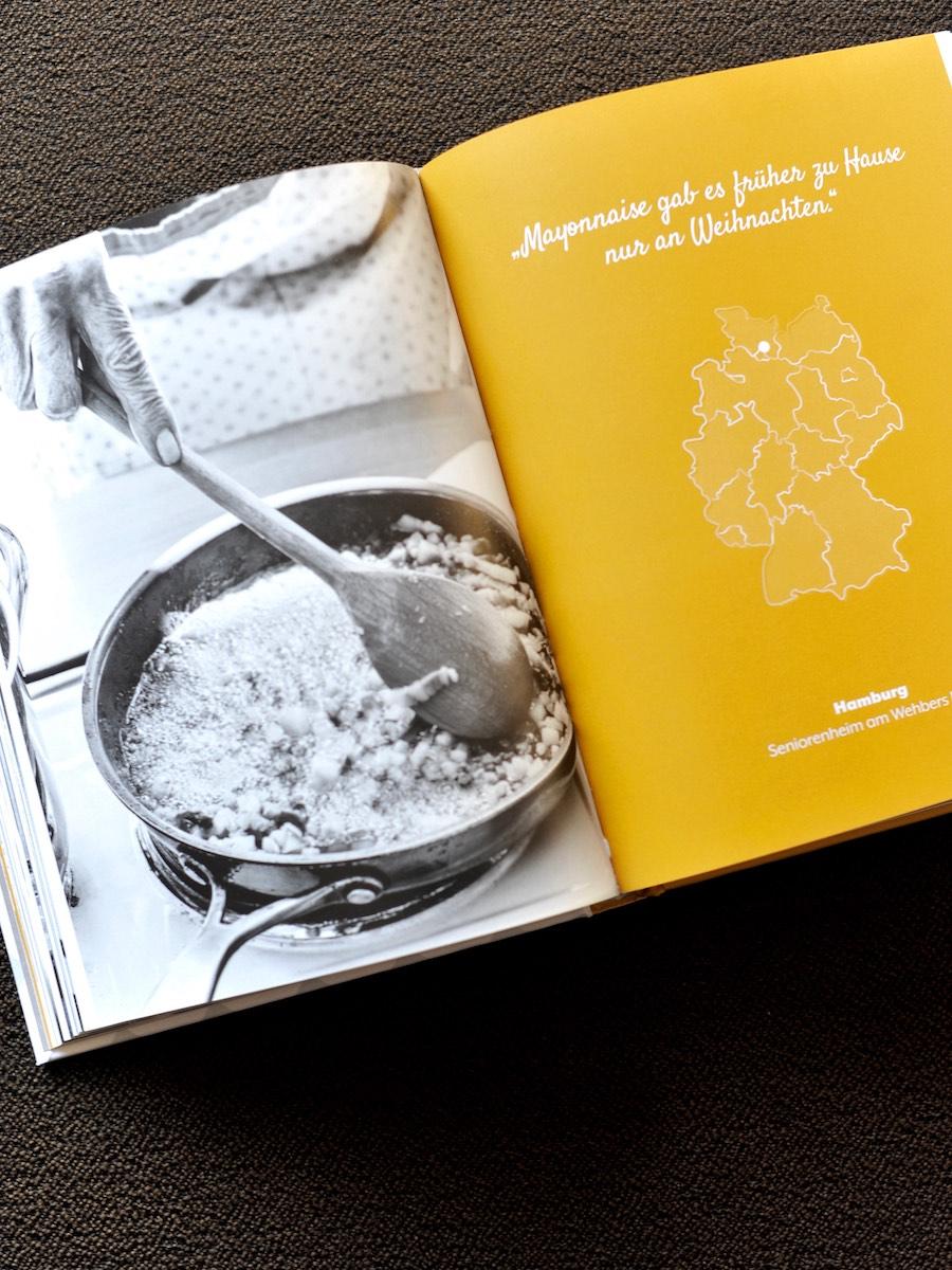 Innenseite Hamburger Hausmannskost aus Kochbuch Mein kulinarisches Erbe